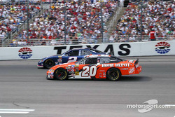 Tony Stewart and Rusty Wallace