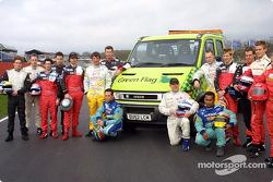 Green Flag renews sponsorship