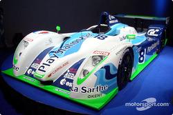 The 2004 Pescarolo-Judd