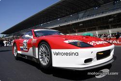#62 Barron Connor Racing Ferrari 575 Maranello