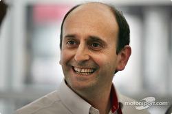 Toyota technical director engine Luca Marmorini
