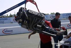 Dodge engine
