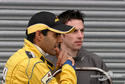 Karun Chandhok and Steven Kan