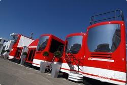 Ferrari hospitality