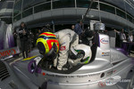 Driver change for Allan McNish and Pierre Kaffer