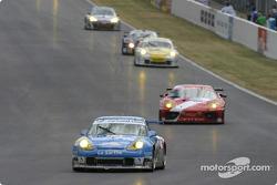 #72 Luc Alphand Aventures Porsche 911 GT3 RS: Luc Alphand, Christian Lavieille, Philippe Almeras