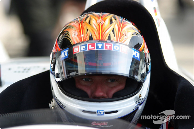 JJ Lehto, focused on qualifying