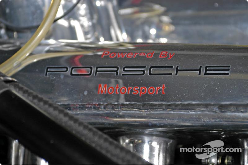 Powered by Porsche