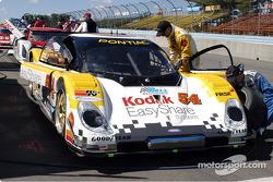 #54 Bell Motorsports Pontiac Doran