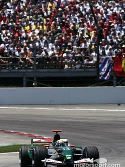 Mark Webber and Kimi Raikkonen