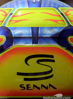Ayrton Senna remembered