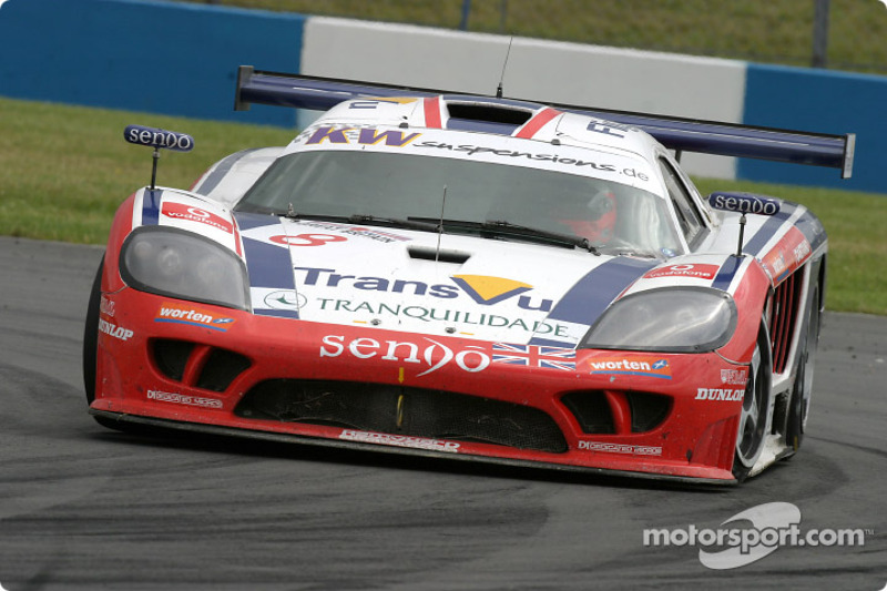 #8 RML Saleen S7: Miguel Ramos, Chris Goodwin