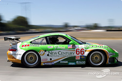 #66 The Racer's Group Porsche 911 GT3 RSR: Patrick Long, Cort Wagner