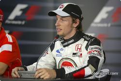 FIA press conference: Jenson Button