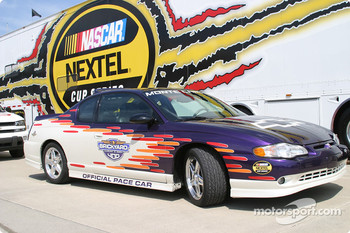 Chevrolet Monte Carlo pace car for the 2004 Brickyard 400