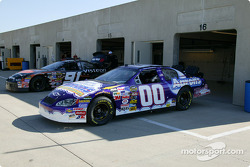 Aaron's Chevrolet of Kenny Wallace