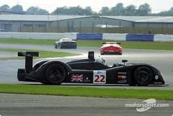 Spin for #22 Zytek Engineering: Chris Dyson, Robbie Kerr