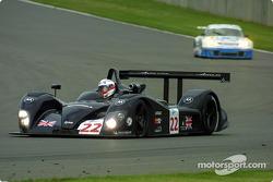 #22 Zytek Engineering: Chris Dyson, Robbie Kerr