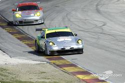 #50 Panoz Motor Sports Panoz Esperante GT-LM: Gunnar Jeannette, David Saelens