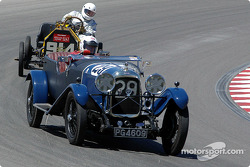 #29 1929 Lagonda, Graham Wallis