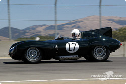 #17 1955 Jaguar D-Type, Nick Faure