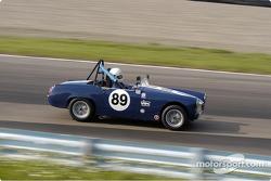 1967 MG Midget of Nick Pratt
