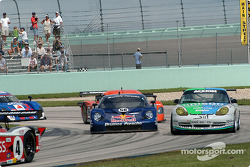#58 Brumos Racing Porsche Fabcar: David Donohue, Darren Law
