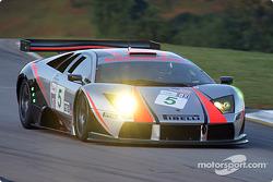 #5 Krohn-Barbour Racing Lamborghini Murcielago R-GT: David Brabham , Peter Kox