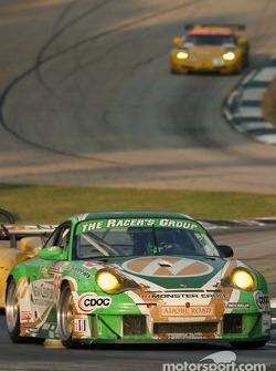 #66 The Racers Group Porsche 911 GT3 RSR: Patrick Long, Cort Wagner, Mike Rockenfeller