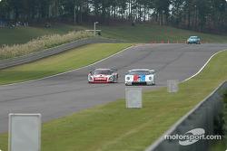 #4 Howard - Boss Motorsports Pontiac Crawford: Butch Leitzinger, Elliott Forbes-Robinson, #59 Brumos Racing Porsche Fabcar: Hurley Haywood, J.C. France