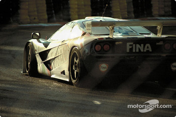 #39 Bigazzi Team McLaren F1 GTR: Nelson Piquet, Johnny Cecotto, Danny Sullivan