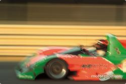 #20 Mazdaspeed Kudzu DLM Mazda: Franck Fréon, Yojiro Terada, Jim Downing