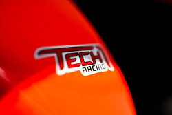 Tech 1 Racing logo on the car of Jean-Eric Vergne