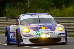 #75 Prospeed Competition Porsche 911 GT3 RSR: Paul Van Splunteren, Niek Hommerson, Louis Machiels