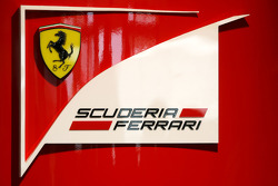 New Scuderia Ferrari logo