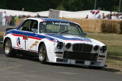 1976 Jaguar XJ12C Broadspeed: Chris Scragg