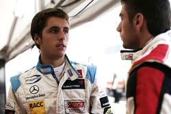 Daniel Juncadella talks to Doru Sechelariu