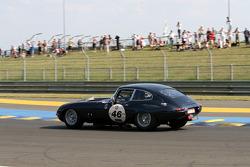 #46 Jaguar E Type 1963: Jean-Jacques Marten, Gaël Regent