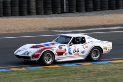 #56 Chevrolet Corvette 1969: William Cotter