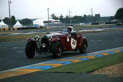#35 HRG 1500 1938: Didier Marty, François Legeleux