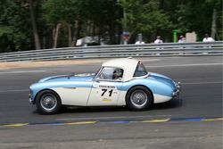 #71 Austin Healey 100M 1955: Georges Troussier