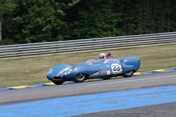 #69 Lotus XI 1958: Franck Trouillard, Raphaël Rondoni