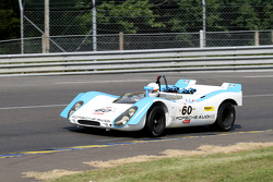 #60 Porsche 908 1968: Yanni Inglessis, Antonius Trichas