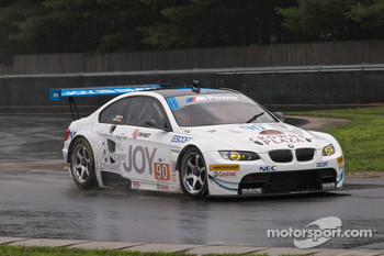 #90 BMW Rahal Letterman Racing Team BMW M3 GT: Dirk Mller, Joey Hand