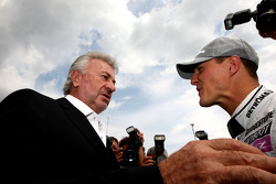 Willi Weber, Driver Manager, Michael Schumacher, Mercedes GP
