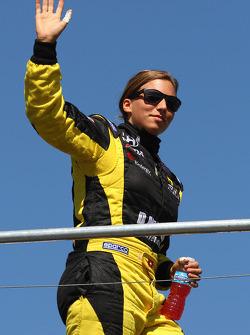 Simona De Silvestro, HVM Racing