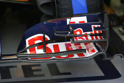 Red Bull front wing