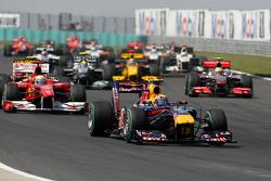 Start: Mark Webber, Red Bull Racing