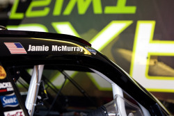 Car detail, Jamie McMurray, Earnhardt Ganassi Racing Chevrolet