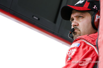 Darian Grubb, crew chief for Tony Stewart